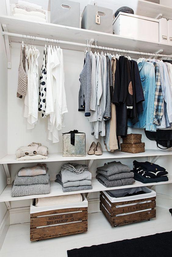 idee dressing piccolo appartamento 17