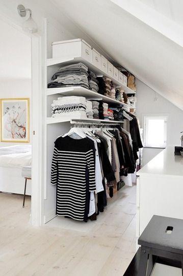 idee dressing piccolo appartamento 6