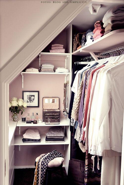 idee dressing piccolo appartamento 8