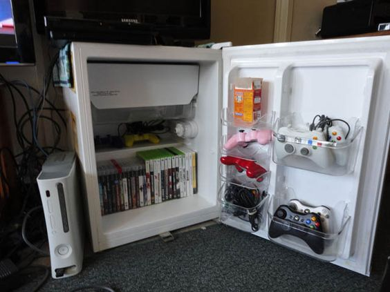 riciclo creativo frigorifero 11