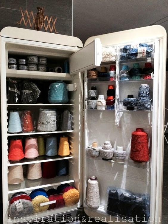 riciclo creativo frigorifero 15