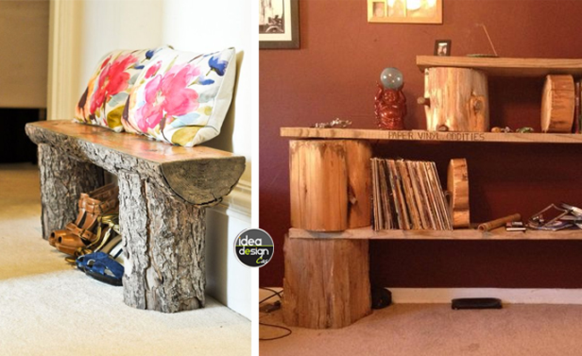 Mobili bagno rustico free casa arredamento bricolage - Idee fai da te per arredare casa ...