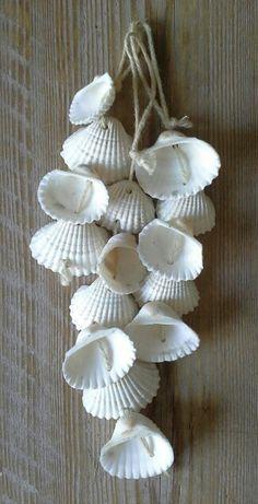Decorare con le conchiglie ecco 20 idee creative for Decorazioni con conchiglie