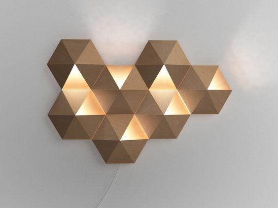 DIY chandeliers made with cardboard! 20 ideas