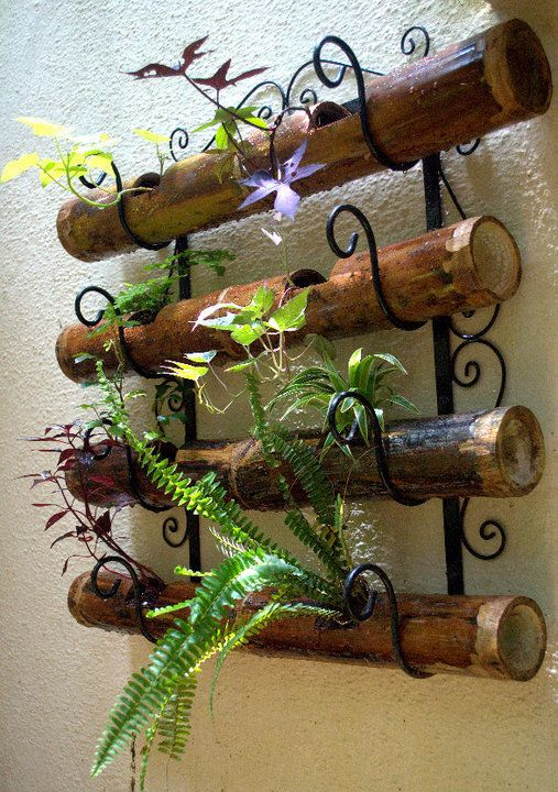 Decorazioni fai da te con il bambù! Ecco 20 idee creative...
