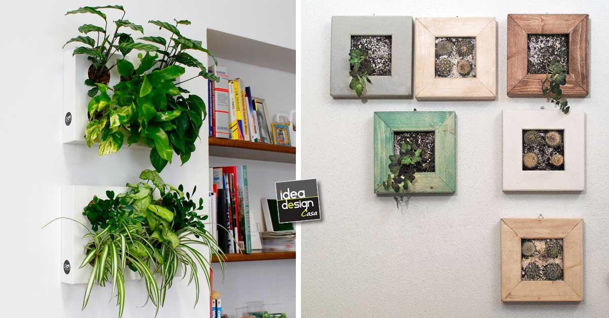 Quadri vegetali fai da te 16 idee per decorare casa for Idee per decorare