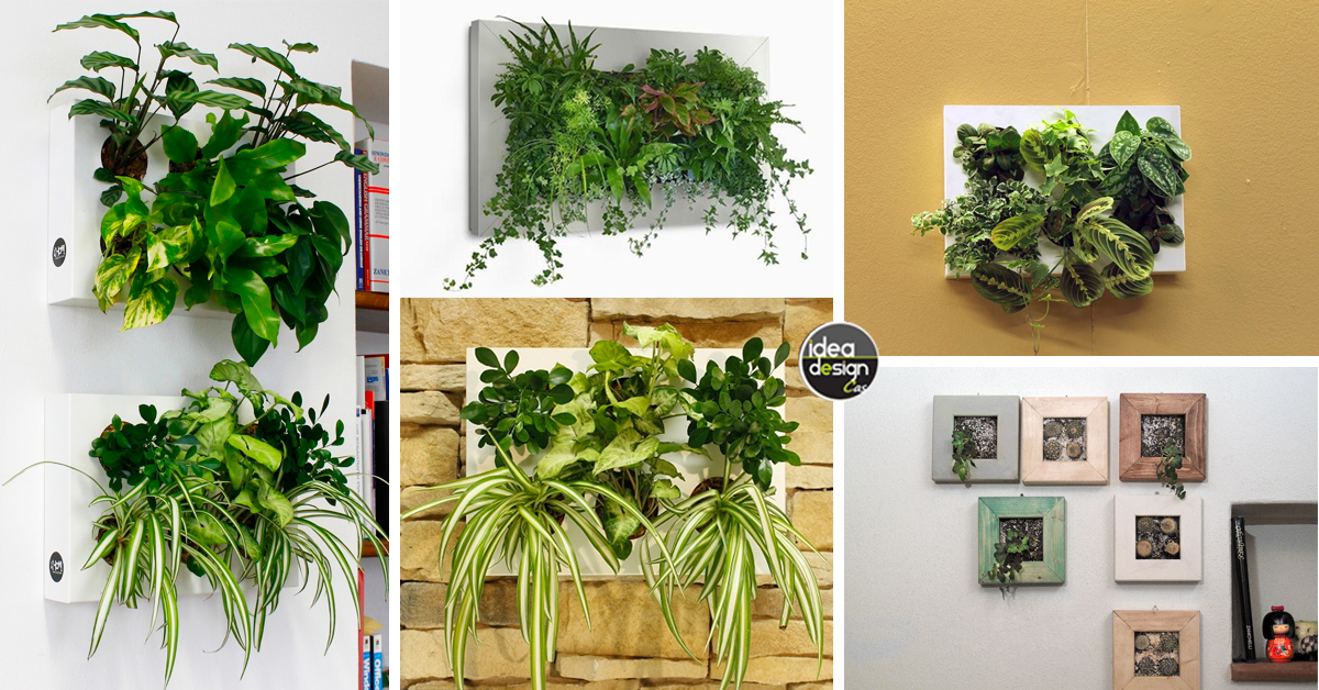 Quadri vegetali fai da te 16 idee per decorare casa for Rimodernare casa fai da te