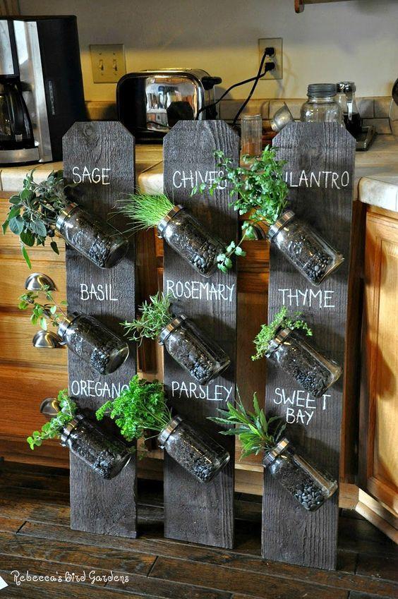 angolo erbe aromatiche