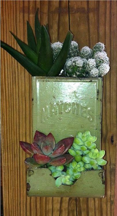 decorazioni originali con piante 18