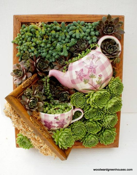 decorazioni originali fiori 4