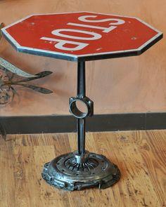 tavolini riciclo creativo 7