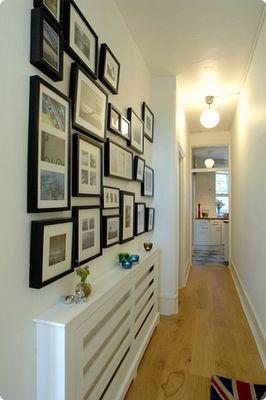Decorare il corridoio ecco 20 idee da cui trarre ispirazione - Mobili da corridoio ...