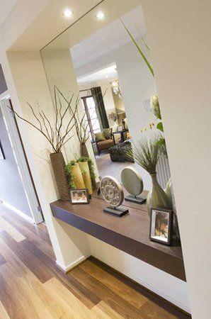 Decorare il corridoio ecco 20 idee da cui trarre - Arredamento per ingresso casa ...