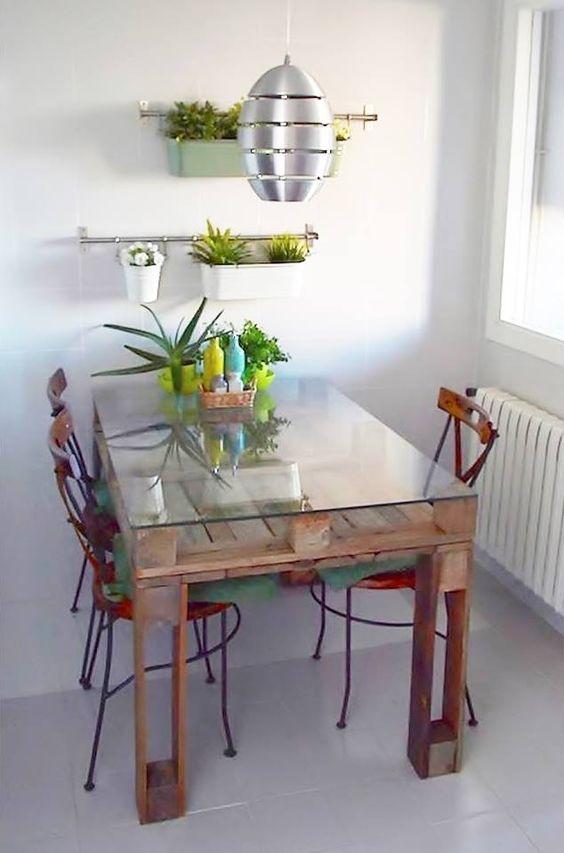 ... : Tavolino da giardino ispirazione quot pallet di design kontiki