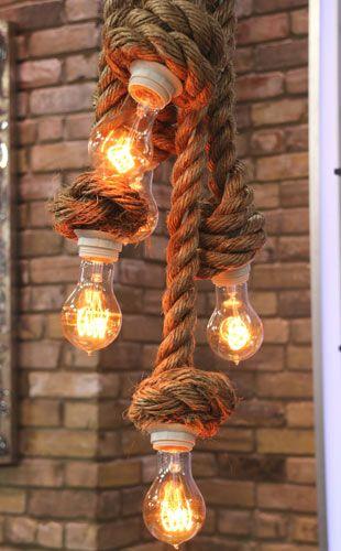 Creazioni originali con la corda