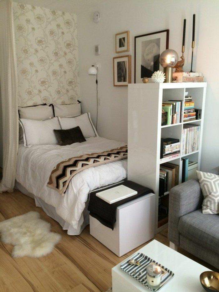 Arredare un monolocale soggiorno e camera 2 in 1 20 for Idea design casa