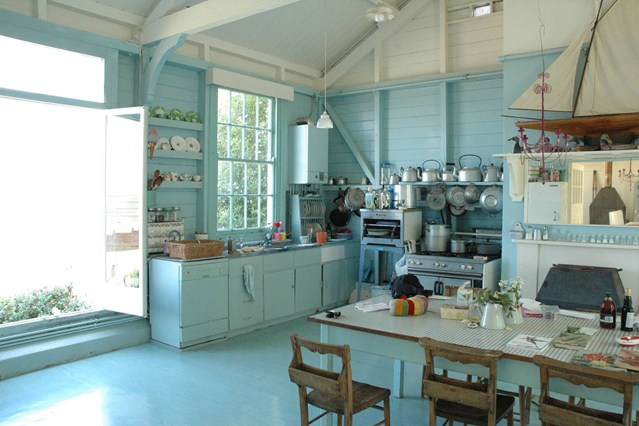 Shabby Chic style blue. Shabby Chic style light blue  20 ideas to inspire