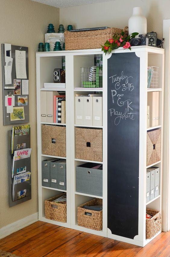usare gli scaffali IKEA
