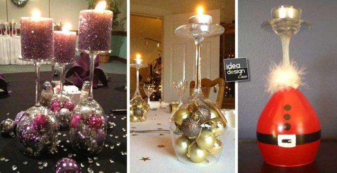 bicchieri-candele-natalizie