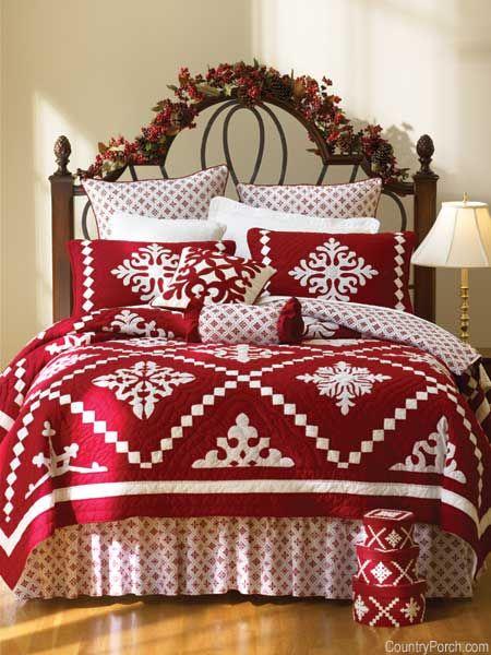 decorazione-natalizie-letto-7