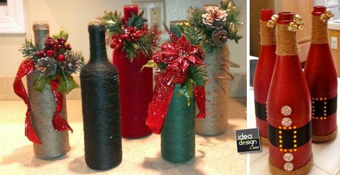 decorazioni-bottiglie-natale
