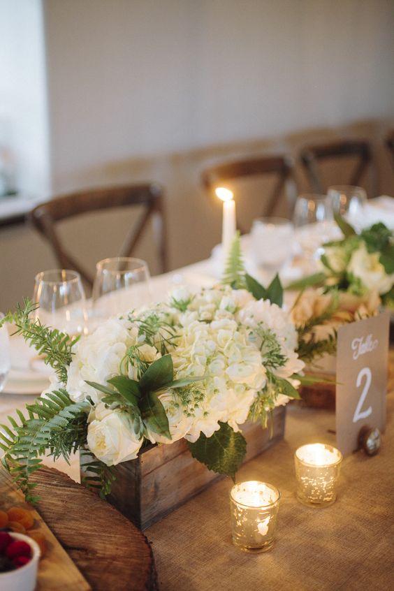 Wedding Trough Decorating Ideas