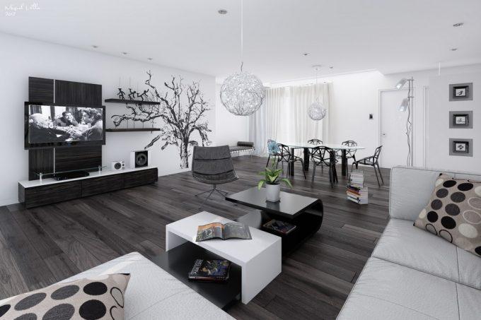 decorare-casa-in-bianco-e-nero-12