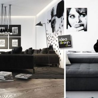 decorare-casa-in-bianco-e-nero