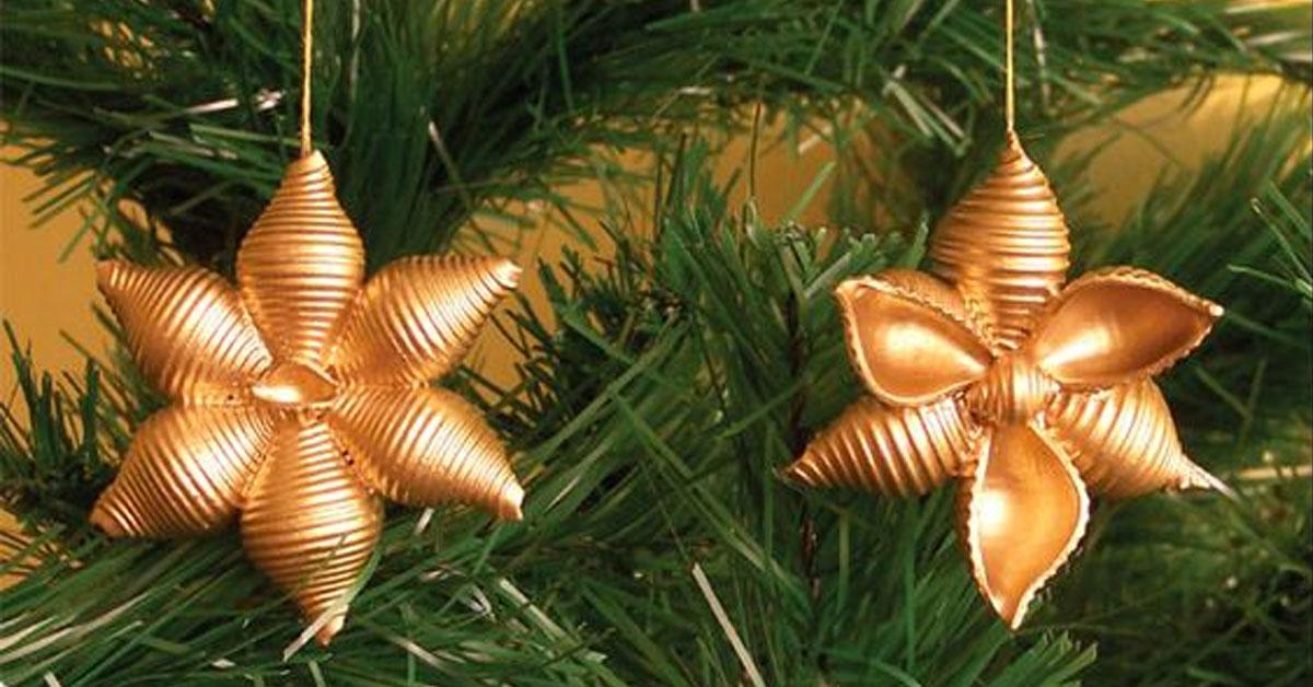 Lavoretti Per Addobbare L Albero Di Natale.Decorare L Albero Di Natale Con La Pasta Video Tutorial