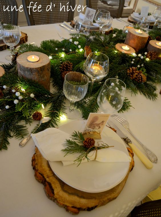 bellissimi centrotavola natalizi fai da te 20 idee. Black Bedroom Furniture Sets. Home Design Ideas