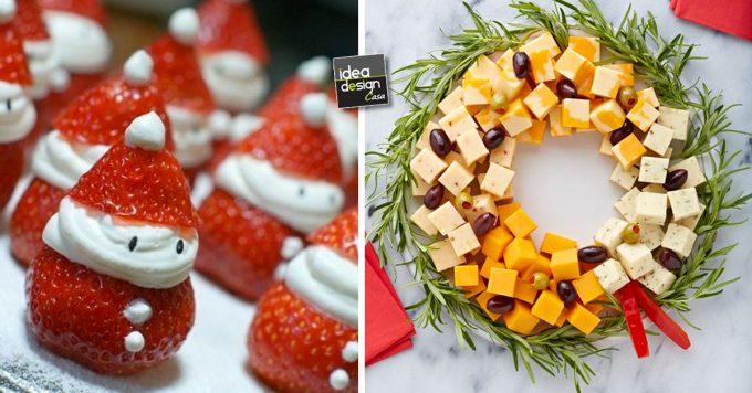Decorazioni creative piatti natalizi 20 idee per stupire for Idee design casa