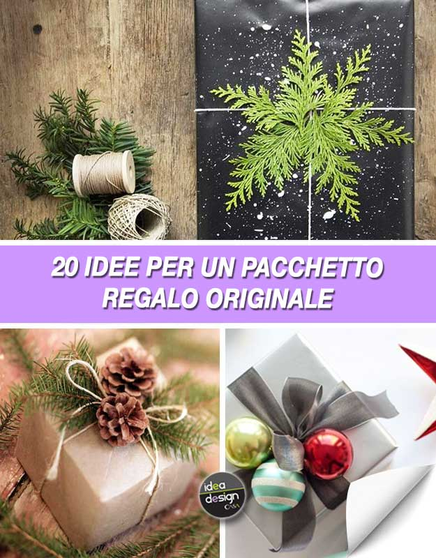 Tutorial Regali Di Natale Fai Da Te.Un Pacchetto Regalo Originale Per Natale 20 Idee Bellissime Tutorial