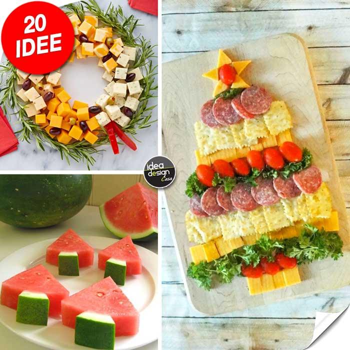 Decorazioni creative piatti natalizi 20 idee per stupire - Idee per decorazioni natalizie per la casa ...
