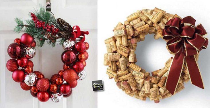 Decorare il natale in stile shabby chic 20 idee per for Cose natalizie
