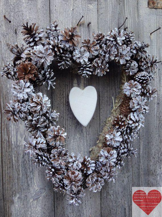 Ghirlanda fai da te pigne 6 ideadesigncasa - Pigne decorate natalizie ...