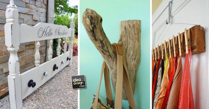 Decorare le scale esterne con i fiori 20 idee creative - Idee creative per la casa ...