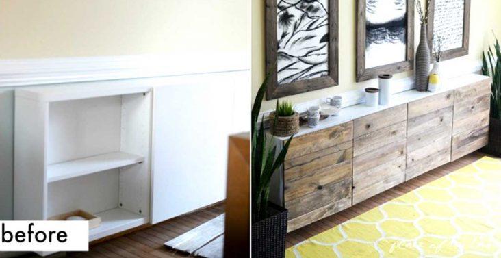 Idee creative per arredare casa su lasciatevi ispirare - Lavagna fogli mobili ikea ...