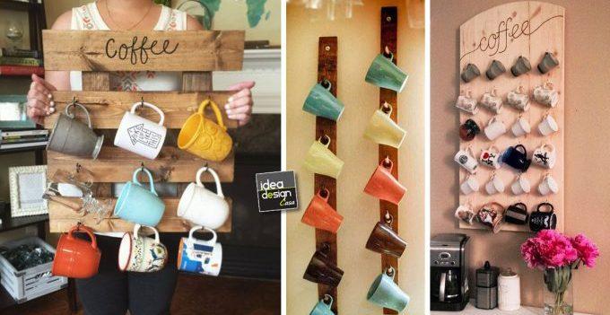 Credenza Con Tazze : Aprire cucina in legno sportello armadio credenza con molti piatti