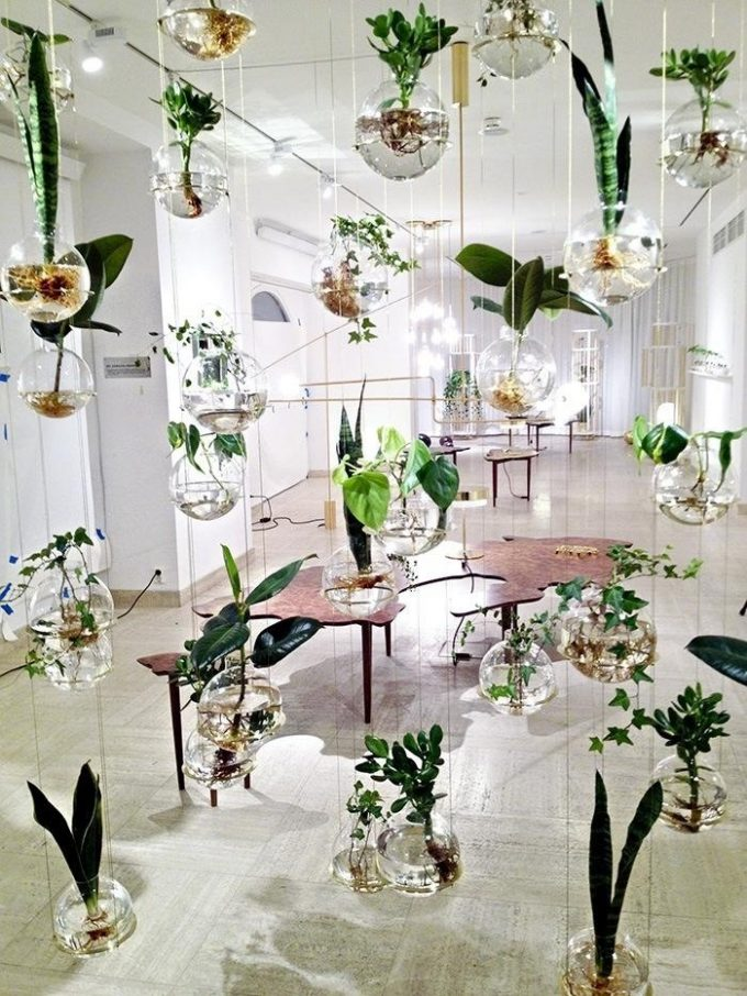 Giardini sospesi per decorare casa 20 idee bellissime per ispirarvi - Decorazioni per giardini ...