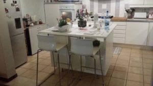 idee scaffali IKEA isola cucina 8 - IdeaDesignCasa
