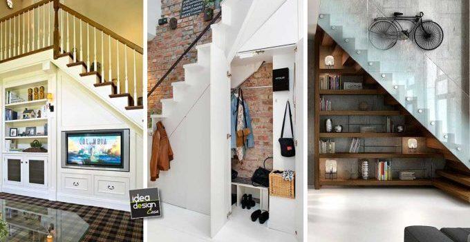 Come sfruttare il sottoscala ecco 20 idee per ottimizzare - Idee x la casa ...