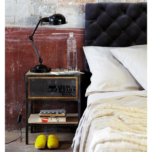 Comodini originali per la camera da letto 20 idee lasciatevi ispirare - Comodino camera da letto ...
