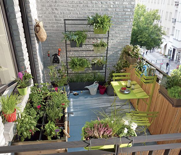 organizzare un orto sul balcone ecco 20 idee da cui trarre ispirazione. Black Bedroom Furniture Sets. Home Design Ideas