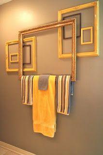 create an original bath towel idea 12