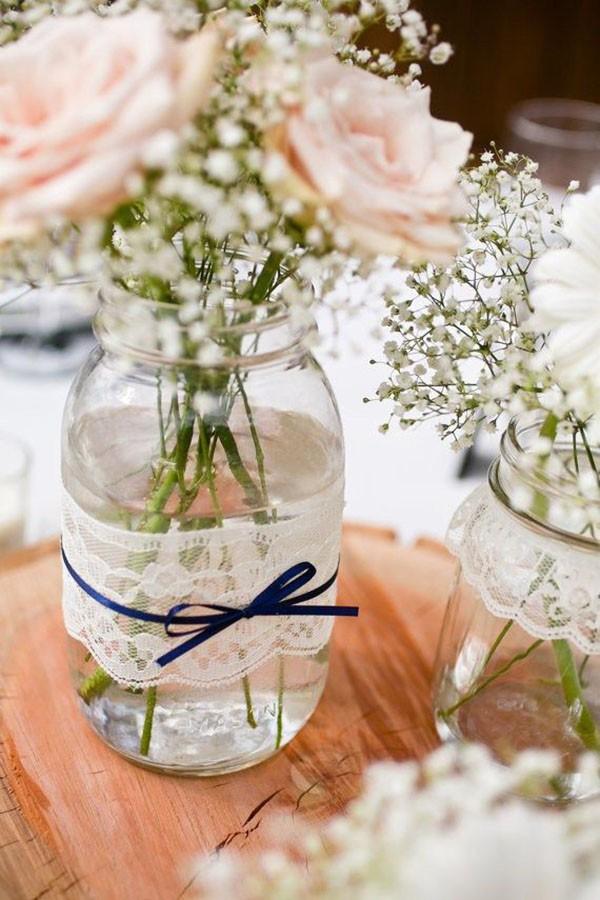Preferenza Decorazioni Matrimonio Fai da Te Le nozze perfette! 14 idee per  SH47