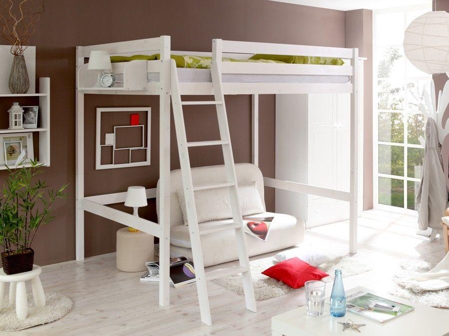 Come arredare con un letto a soppalco 20 idee per for Letto con soppalco