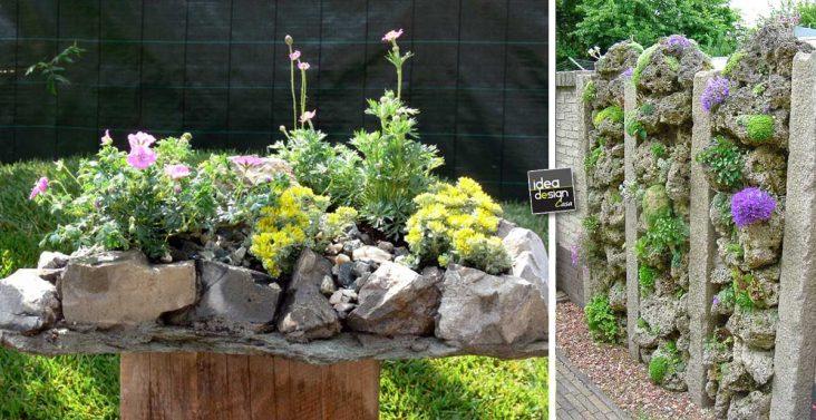 Realizzare un giardino roccioso! 20 esempi bellissimi da cui lasciarsi ...
