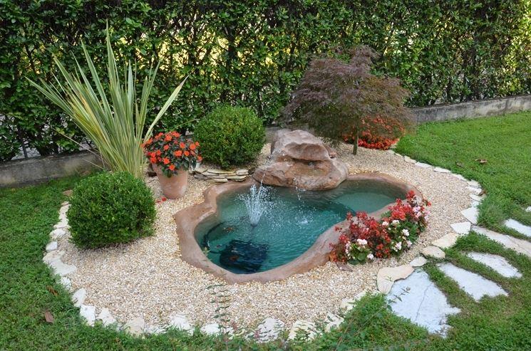 Popolare Una piccola oasi in giardino! 20 idee stupende + Tutorial PE77