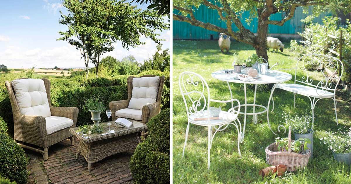 Maisons du monde e l 39 arredo giardino ecco 20 proposte - Mobili giardino maison du monde ...