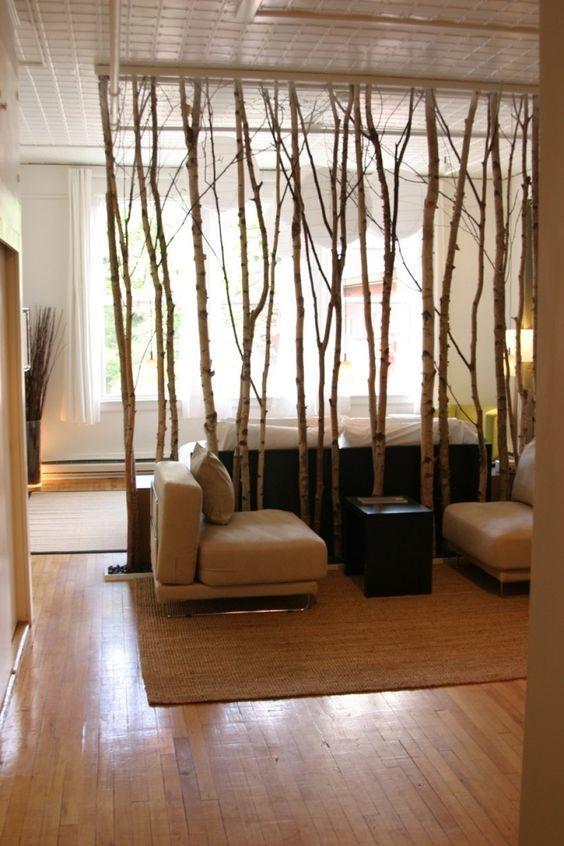 dividere 2 ambienti dentro casa